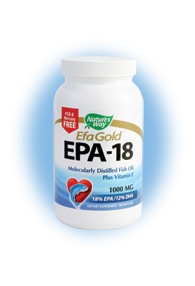 DROPPED: Nature's Way - EPA 18/12 Fish Oil 1000 mg. - 100 Softgels