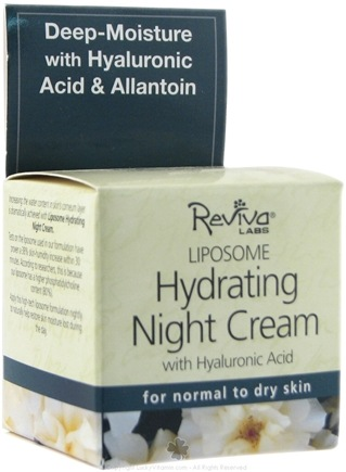 DROPPED: Reviva Labs - Hydrating Night Cream - 1.5 oz.