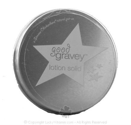 DROPPED: Simone Chickenbone - Good Gravey Lotion Solid Moisturizing Puck for Hands and Body - 3 oz. CLEARANCE PRICED