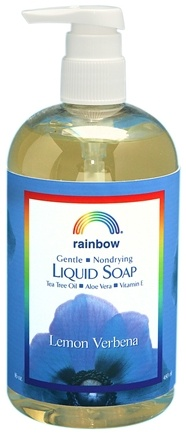 DROPPED: Rainbow Research - Liquid Soap Lemon Verbena - 16 oz. CLEARANCE PRICED