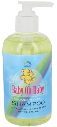 DROPPED: Rainbow Research - Baby Oh Baby Shampoo Scented - 8 oz.