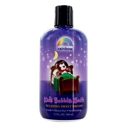 Rainbow Research - Kid's Bubble Bath Relaxing Sweet Dreams - 12 oz.