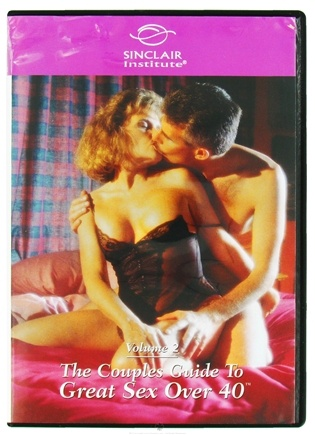 DROPPED: Sinclair Institute - Couples Guide to Great Sex Over 40 Vol. 2: The Mind Body Connection - 1 DVD(s) CLEARANCE PRICED