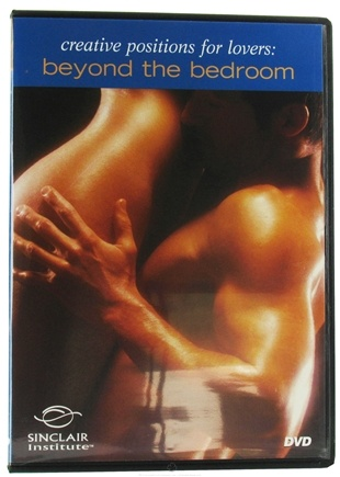 DROPPED: Sinclair Institute - Creative Positions for Lovers: Beyond the Bedroom - 1 DVD(s)
