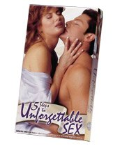 DROPPED: Sinclair Institute - 5 Steps To Unforgettable Sex VHS Video