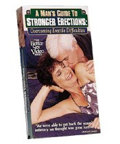 DROPPED: Sinclair Institute - A Man's Guide To Stronger Erections: Overcoming Erectile Difficulties VHS Video