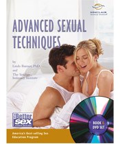 DROPPED: Sinclair Institute - Advanced Sexual Techniques Book/DVD Combination
