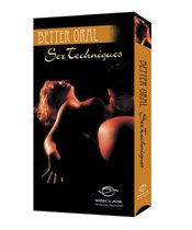 DROPPED: Sinclair Institute - Better Oral Sex Techniques - 1 DVD(s) CLEARANCE PRICED