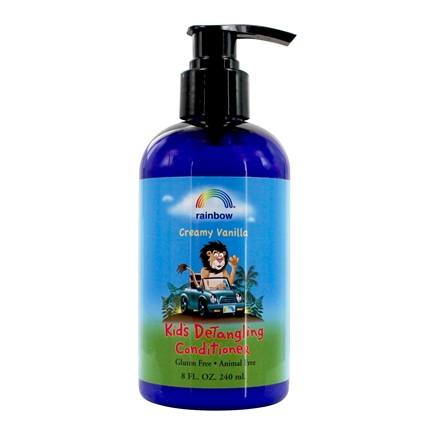 Rainbow Research - Detangling Conditioner For Kids Creamy Vanilla - 8.5 oz.