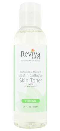 Reviva Labs - Elastin & Collagen Skin Toner - 4 oz.