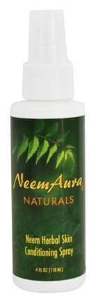 DROPPED: NeemAura Naturals - Neem Herbal Skin Conditioning Spray - 4 oz.