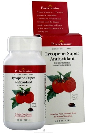 DROPPED: Nature's Way - Lycopene CLEARANCE PRICED - 60 Softgels