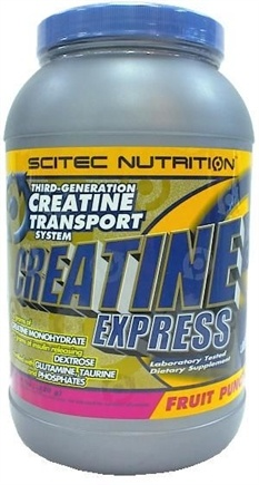 DROPPED: Scitec Nutrition - Creatine Express Fruit Punch