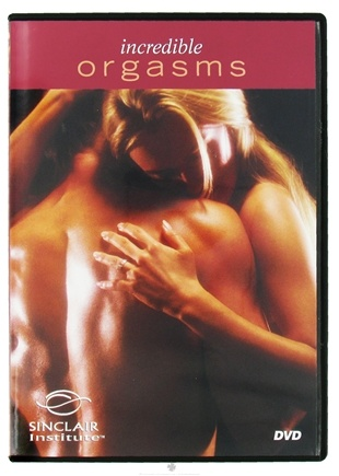 DROPPED: Sinclair Institute - Incredible Orgasms DVD - 1 DVD(s)