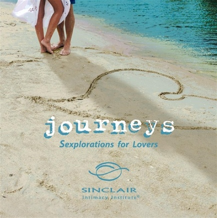 DROPPED: Sinclair Institute - Journeys Sexploration for Lovers - 1 CD(s) CLEARANCE PRICED