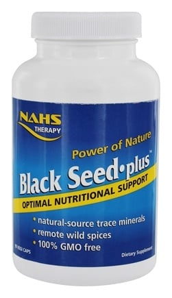 DROPPED: North American Herb & Spice - Black Seed Plus - 90 Capsules CLEARANCE PRICED