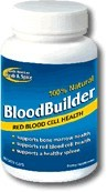 DROPPED: North American Herb & Spice - Blood Builder - 90 Capsules