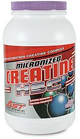 DROPPED: AST Sports Science - Creatine HSC Lemon Squeeze - 4 lbs.