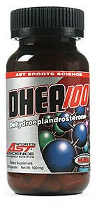DROPPED: AST Sports Science - DHEA 100 50 mg. - 60 Capsules