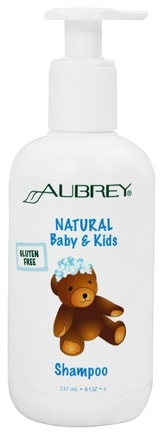 DROPPED: Aubrey Organics - Natural Baby & Kids Shampoo - 8 oz.
