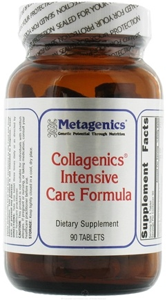 DROPPED: Metagenics - Collagenics Intensive Care - 90 Tablets