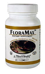 DROPPED: Maxi-Health Research Kosher Vitamins - Kosher FloraMax Advanced Probiotics Formula - 60 Capsules