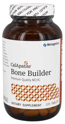 Metagenics - Cal Apatite Bone Builder - 270 Tablets