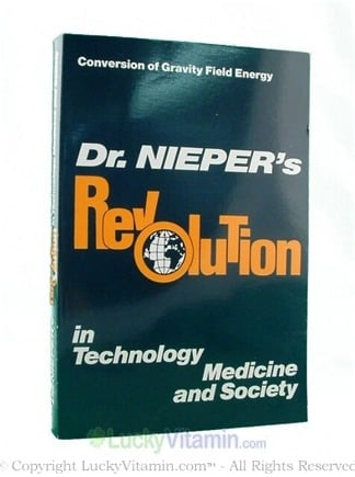 DROPPED: Advanced Research - Dr. Nieper's Revolution - 1 Book