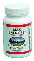 DROPPED: Maxi-Health Research Kosher Vitamins - Kosher Max Energee - 90 Tablets