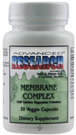 DROPPED: Advanced Research - Membrane Complex - 50 Vegetarian Capsules CLEARANCE PRICED