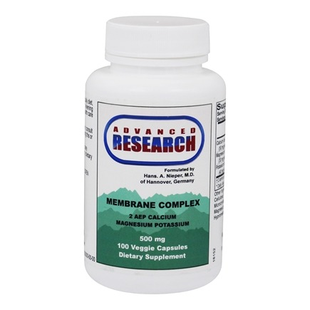 Advanced Research - Membrane Complex - 100 Vegetarian Capsules
