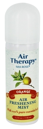 DROPPED: Mia Rose - Air Therapy Original Orange - 2.2 oz.