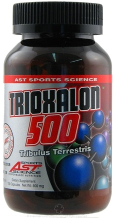 DROPPED: AST Sports Science - Trioxalon 500 Mg. - 100 Capsules