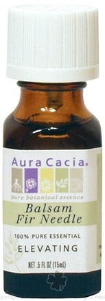 DROPPED: Aura Cacia - Essential Oil Elevating Balsam Fir Needle - 0.5 oz. CLEARANCE PRICED