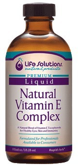 DROPPED: Life Solutions - Natural Vitamin E Complex