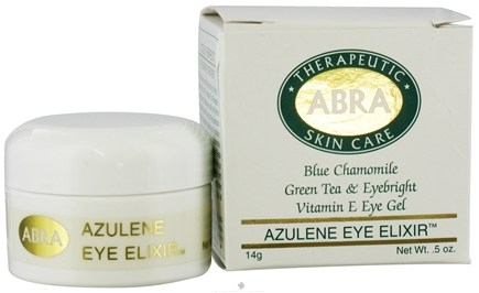 DROPPED: Abra Therapeutics - Skin Care Treatments Azulene Eye Elixir - 0.5 Oz. CLEARANCE PRICED