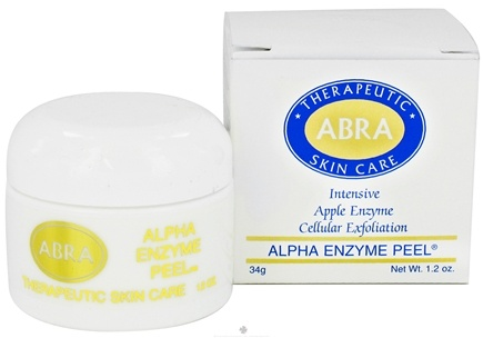 DROPPED: Abra Therapeutics - Therapeutic Skin Care Alpha Enzyme Peel - 1.2 oz. CLEARANCE PRICED