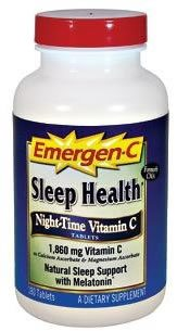 DROPPED: Alacer - Emergen-C Sleep Health - 90 Tablets