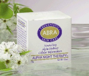 DROPPED: Abra Therapeutics - Therapeutic Skin Care Alpha Night Therapy - 1.2 oz.