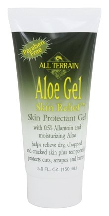 All Terrain - Aloe Gel Skin Relief - 5 oz. Formerly Skin Repair
