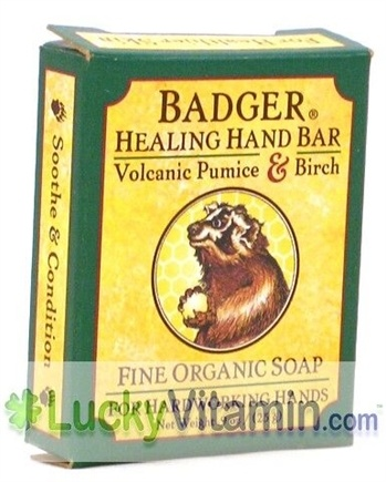 DROPPED: Badger - Healing Hand Bar - 0.9 Oz. LUCKY DEAL