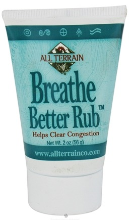 DROPPED: All Terrain - Breathe Better Rub - 2 oz.