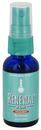 DROPPED: Always Young - Renewal HGH Power for Women - 1 oz.