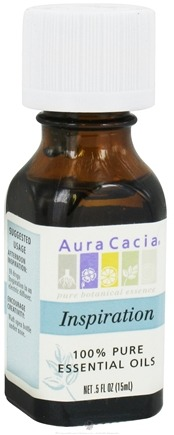DROPPED: Aura Cacia - Essential Oil Blends Inspiration - 0.5 oz. CLEARANCE PRICED