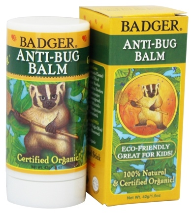 Badger - Anti-Bug Balm Push-Up Stick - 1.5 oz.