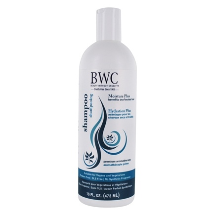 Beauty Without Cruelty - Shampoo Moisture Plus For Dry Treated Hair - 16 oz.