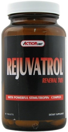 DROPPED: Action Labs - Rejuvatrol Renewal Tabs - 90 Tablets