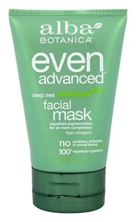 Alba Botanica - Alba Advanced Deep Sea Facial Mask - 4 oz.