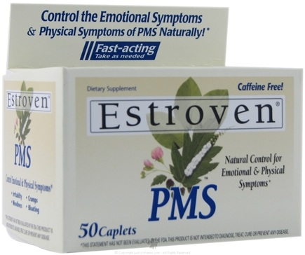 DROPPED: Estroven - PMS - 50 Tablets