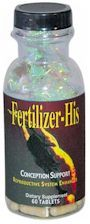 DROPPED: Maximum International - Maximum Fertilizer for Him - 60 Tablets CLEARANCE PRICED